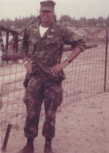 1st Lt. Harold G Walker, Chu Lai, South Vietnam, 1970